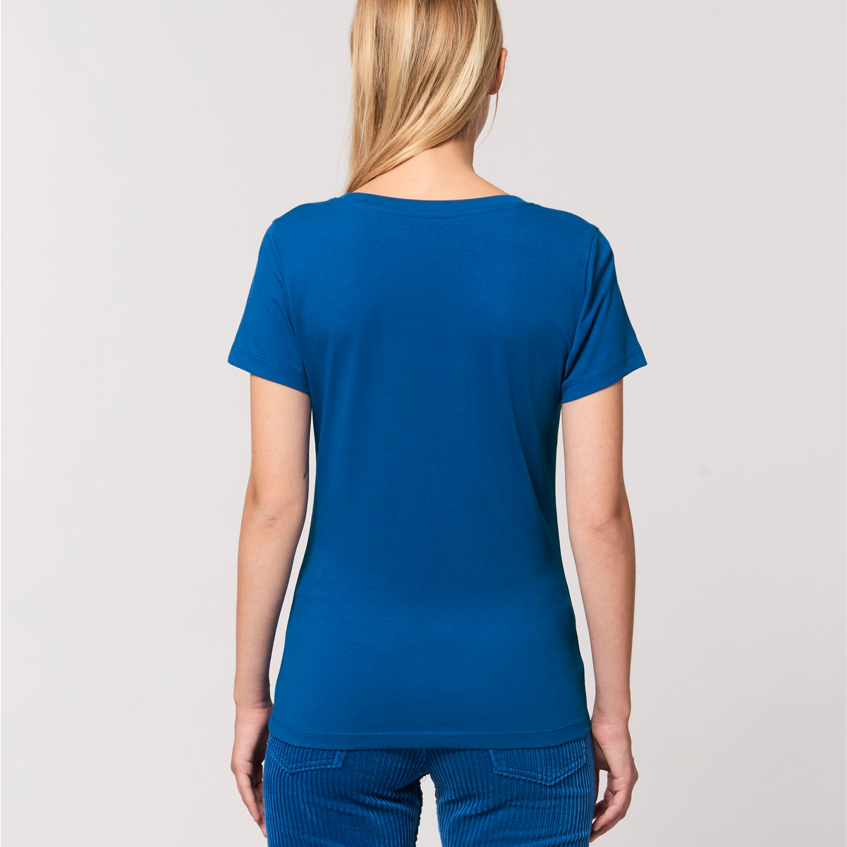 Meath - BuyIrishOnline Ladies' fitted Organic T