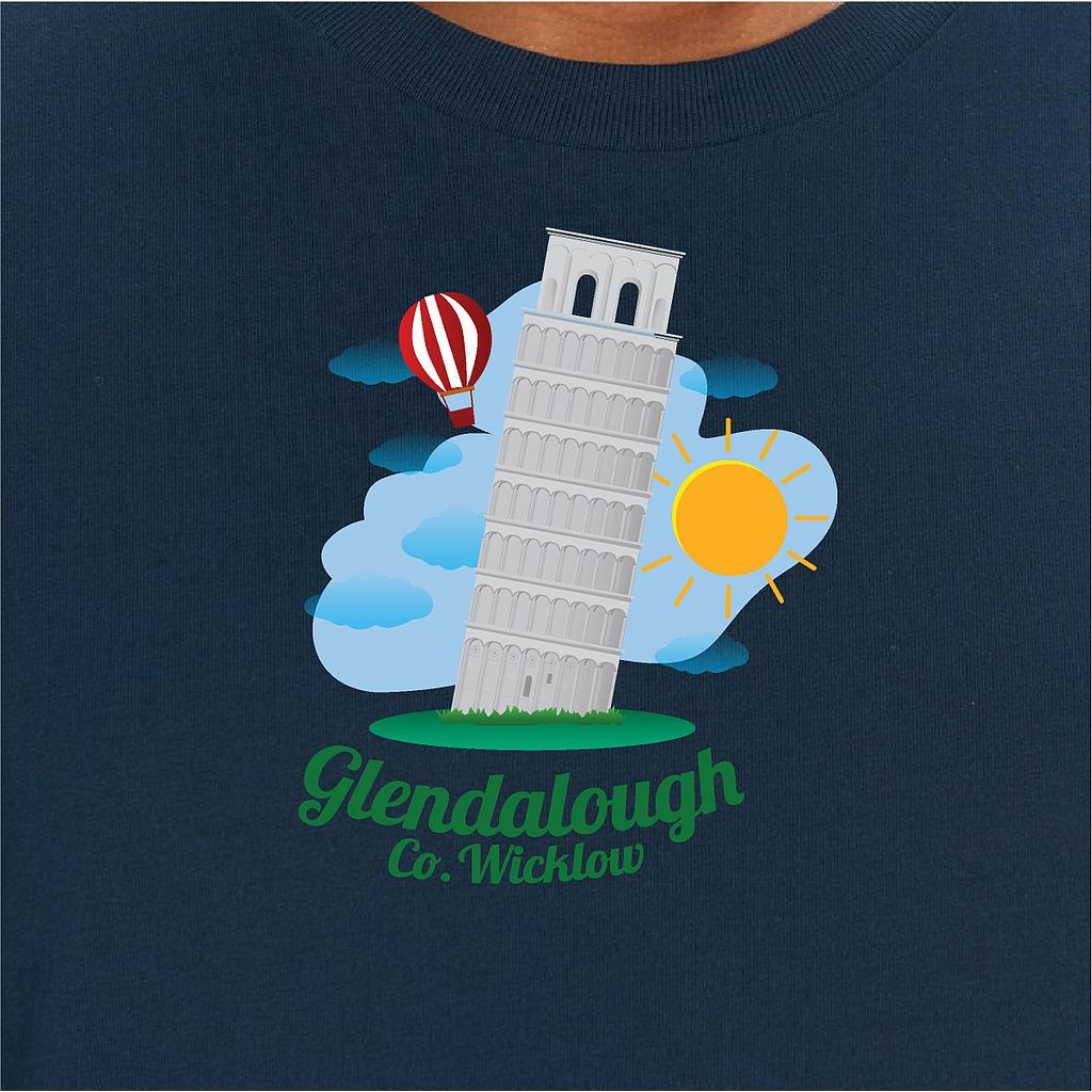 Glendalough - Organic Fitted T