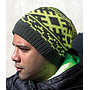 Result Nordic Knitted Hat Green