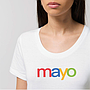 Mayo - Organic Fitted T