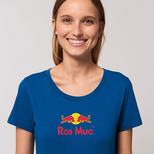Ros Muc - Organic Fitted T
